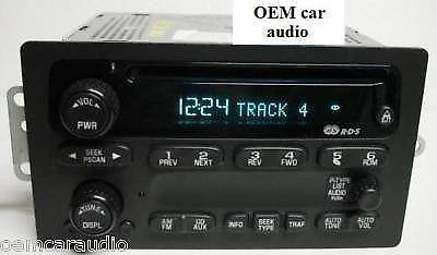 GMC Envoy Stereo Parts amp Accessories eBay