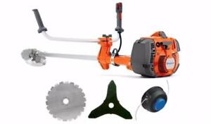 Husqvarna 345FR Brushcutter Scratch N Dent SALE now on @ DSR!