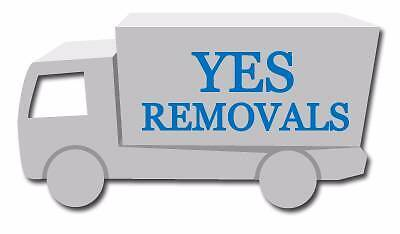 Yes Removals_ Trusted Romoval Services