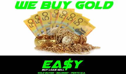 Wanted: SELL BROKEN - SCRAP OR QUALITY GOLD -#1 GOLD BUYER PERTH - 7 DAYS