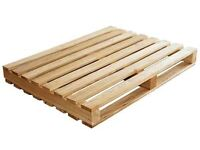 Pallets wanted for garden project