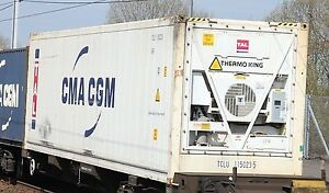 40' HC REEFER CONTAINERS. REFRIGERATED STORAGE CONTAINER