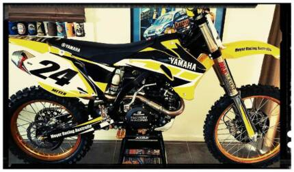 Wanted: Wanted YZF CRF KXF RMZ SXF 450 250 125 80 not running, blown up