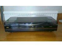 JVC AL-E11. Full Automatic Turntable / Record Deck.