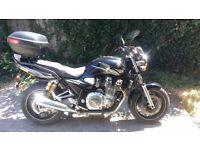 Yamaha XJR 1300, black, 2003 for sale