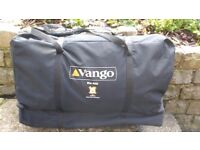 VANGO RIO 400 TENT | LARGE 4 MAN TENT | IN GREAT CONDITION | CAMPING | IDEAL FOR FIRST TIME CAMPERS