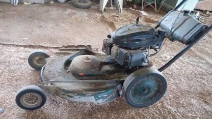 slasher/ push mower