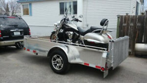 Looking for a aluminium utility trailer