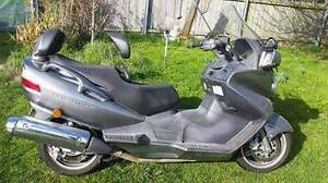 2008 AN650 Suzuki Burgman $4,500 or will swap for a boat. Margate Kingborough Area Preview