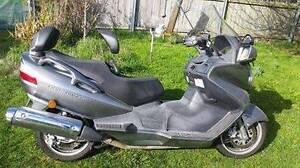 2008 AN650 Suzuki Burgman $4,000 or swap for Ride On Mower Margate Kingborough Area Preview