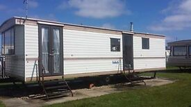 1 WEEKS 6 BERTH CARAVAN HOLIDAY AT GOLDEN PALM RESORT CHAPEL ST LEONARDS NR SKEGNESS 21st OCTOBER