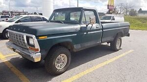 1978 Ford F-150 **MADE IN CANADA*