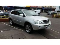 2007 Lexus RX400H 4x4 Hybrid x5 q7 spec Excellent condition Low miles