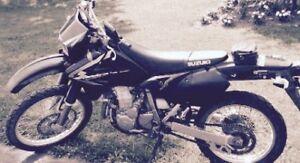 Wanted Suzuki drz400