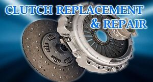 Clutch Repair and Replacement Special at BTR Auto Repair & Tire
