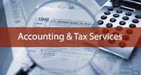 ACCOUNTING/BOOKKEEPING/TAX SERVICES LOWEST & RELIABLE SERVICES