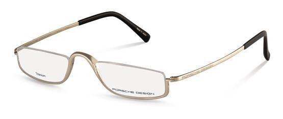 Porsche Design P 8002 A Lesebrille Titan Lesehilfe Brille alle Werte möglich