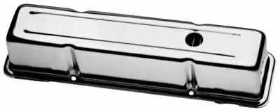 Chevy Small Block Engine Chrome Valve Covers P/N 66706