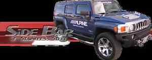 Side Bar Steps for Newer Trucks & SUV's(*STAINLESS*$179-Up)