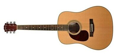 Carlo Robelli F640N Dreadnought Left-Handed Acoustic Guitar