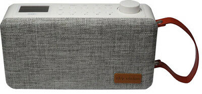 DAB  Digitalradio   BT Speaker sky vision DAB 31W - Weiss B-Ware
