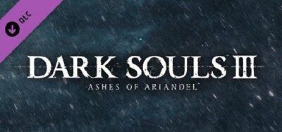 DARK SOULS III 3 - Ashes of Ariandel (DLC) STEAM KEY Code Download Digital - PC comprar usado  Enviando para Brazil