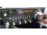 Yaesu FT707 HAM Radio