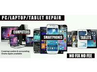 phone, Laptop, computer and Tablet Repairs and Unlocking