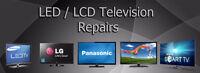 SAMSUNG LG SHARP PANASONIC TOSHIBA SONY TV REPAIR