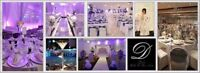 CHAIR COVERS,SASHES,TABLE CLOTHES,RUNNER,CURTAIN,DECORATION