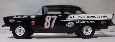 87 Buck Baker Nalley Chevrolet 1957 1/24th - 1/25th Scale Decals