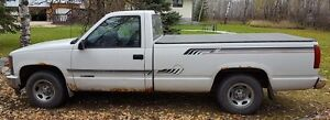 1995 Chevrolet C/K Pickup 1500 Coupe (2 door)
