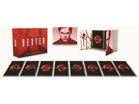Dexter complete set box all seasons