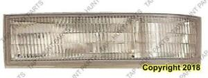 Signal Lamp Driver Side Chevrolet Astro 1995-2005
