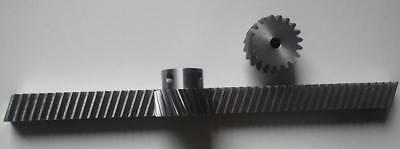 Helical Rack 1000mm39 22t Pinion Mod 1.5 Cnc Kit Router Plasma Laser Lathe