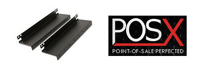 Ion-c18a-1mount Under Counter Mounting Brackets For Pos-x Ion18 Cash Drawer