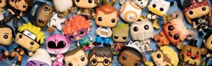 Looking for Funko pops in box
