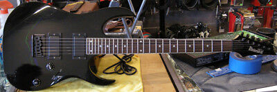 Ibanez Gio GRG121EX Gloss Black Night Finish Electric Guitar GRG-121-EX for sale  Shipping to Canada