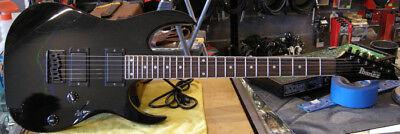 Ibanez Gio GRG121EX Gloss Black Night Finish Electric Guitar GRG-121-EX segunda mano  Embacar hacia Mexico