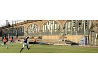 ***GOALKEEPER NEEDED FOR 6 ASIDE FOOTBALL TEAM IN BATTERSEA MONDAY NIGHTS***