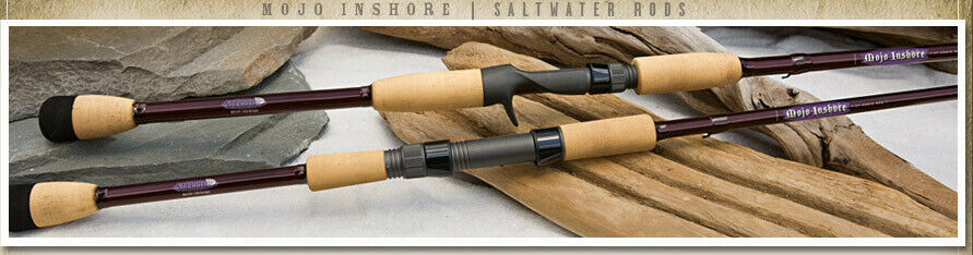 St. Croix Mojo Inshore Spinning Rods, MIS70MHF
