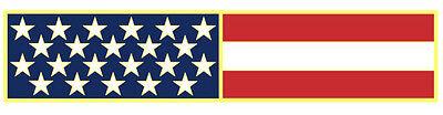 UNIFORM CITATION BAR -  AMERICAN FLAG