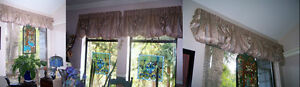 Beautiful Window Topper Cutains Campbell River Comox Valley Area image 2