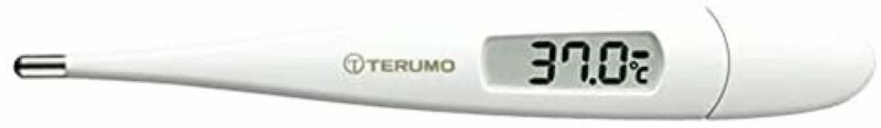 Terumo electronic thermometer [speed thermometry formula average of 20 seconds]