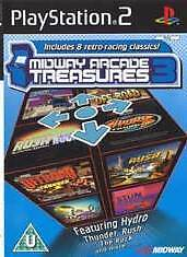 Midway Arcade Treasures 3 (PS2) Sony PlayStation 2 PS2 Brand New