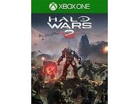 HaloWars 2 Game Xbox one XB1