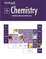 Thinkwell interactive chemistry, biology and physics series