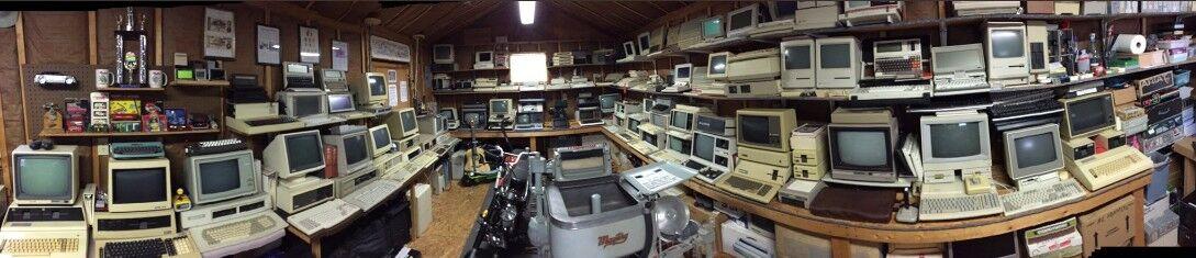 Myles Vintage Computers