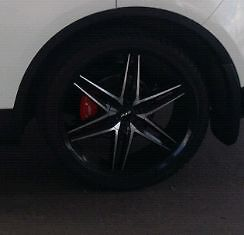 Rims  size 22 4.5. or 5x114.3