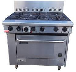GOLDSTEIN-WALDORF-GAS STOVE-OVEN-CATERING EQUIPMENT-KITCHEN EQUIP Sydney City Inner Sydney Preview